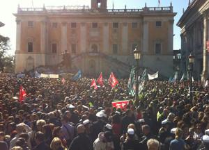 roma-sciopero