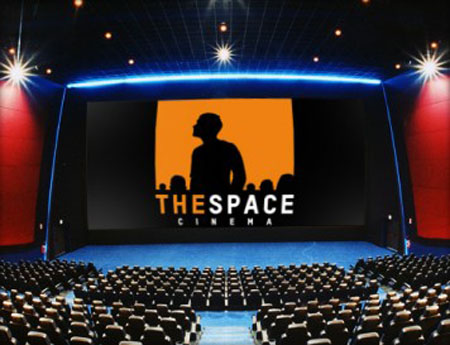 Vouchers The Space Cinema