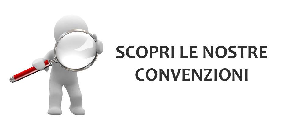 Convenzioni per gli iscritti